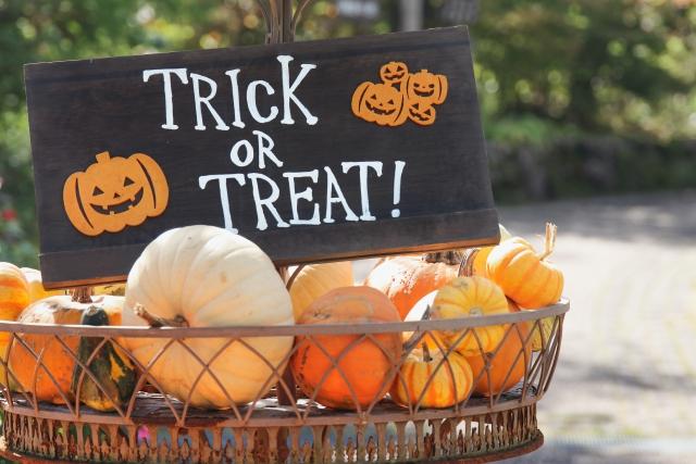 「Trick or Treat!」ハロウィンイベント