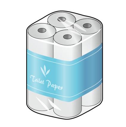 トイレットペーパーの消費ランクは?