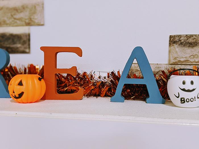 10月のハロウィン月間は・・・