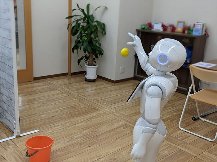 ロボット制御 = ミライ制御