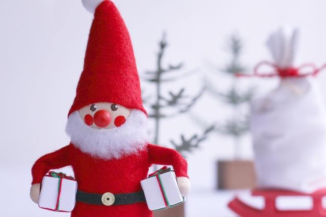 サンタクロースが来る「良い子」とは?